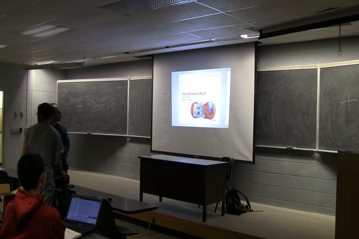 Thumbnail of tech talk by Ehsan Akhgari: How Browsers Work