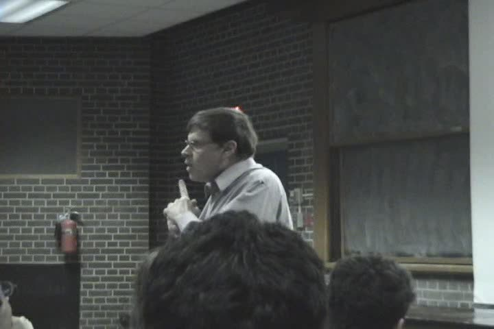 Thumbnail of tech talk by Larry Smith: Larry Smith: Creating Killer Applications