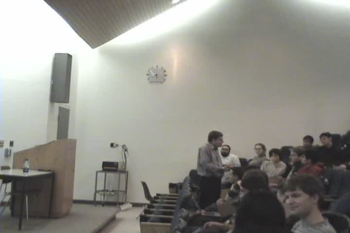 Thumbnail of tech talk by Larry Smith: UW Software Start-ups: What Worked and What Did Not