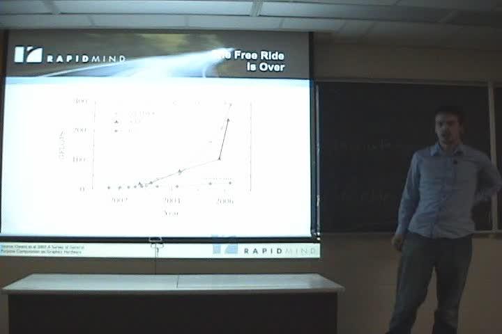 Thumbnail of tech talk by Stefanus Du Toit: Riding The Multi-core Revolution