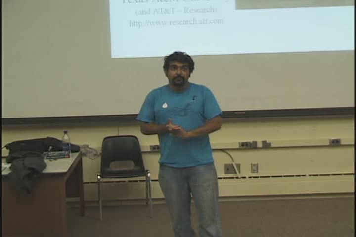 Thumbnail of tech talk by Dr. Bjarne Stroustrup: C++0x - An Overview