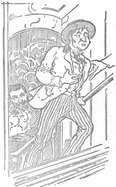 character sketch of george in three men in a boat